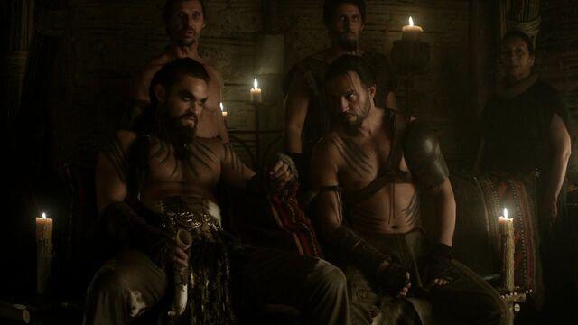File:Drogo&bloodriders.jpg
