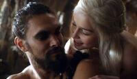 Drogo Dany Season 1
