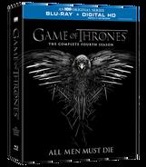 Season 4 Blu-Ray