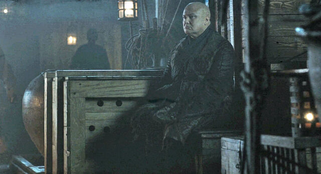 File:Varys on boat with tyrion.jpg