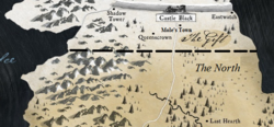 The Gift map