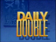 Jeopardy! 1989 Daily Double intertitle