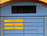 Combs Bullseye Pilot Board 7