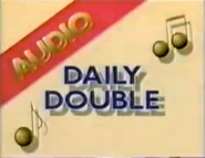 Audio Daily Double -4