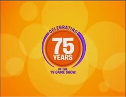 Celebrating 75 Years of the TV Game Show
