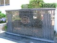 Mark Goodson's Gravestone