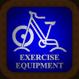 Blueexerciseequipment