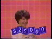 $25,000 winner!