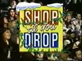 Shop Til You Drop Logo 1993 b Shop Til You Drop Holiday Special