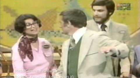 Family Feud - July 12, 1976 (Premiere)
