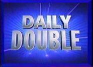 Jeopardy! Season 19 Daily Double Logo