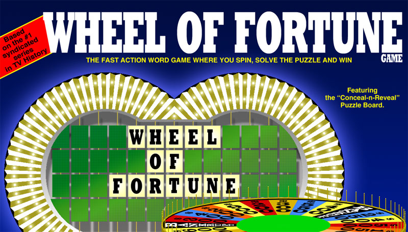 wheel of fortune 2merchandise game shows wiki