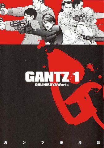 File:Gantz Vol. 01