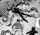 Flock of Tanaka's