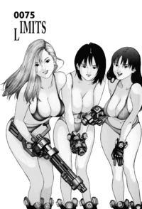 Gantz 07x05 -075- chapter cover