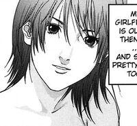 Akira Kurono's Older Girlfriend