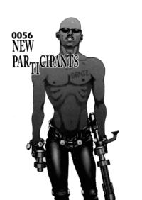 Gantz 05x10 -056- chapter cover