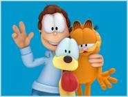 Garfield-jon-odie