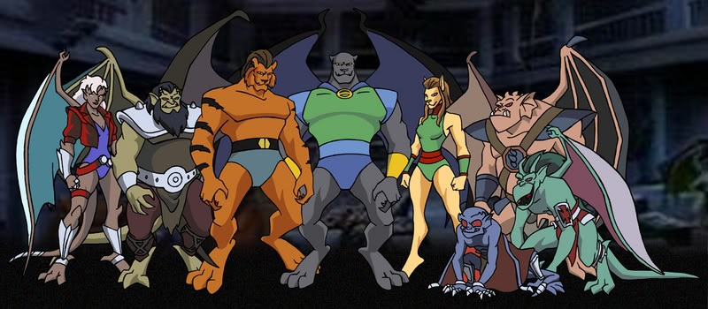 Episode 2x20 [The Cage] - Gargoyles Watch