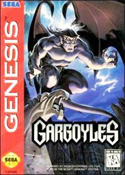 File:Gargoyles (video game).jpg