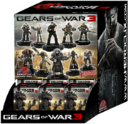 Gears of War 3 toys