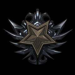 La medalla Estrella Embry
