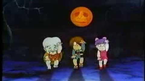 GeGeGe no Kitaro 1996 second ending Japanese