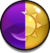 Gem Purple Yellow