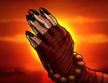 Spell Dragonian Monk
