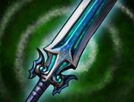 Icy Glaive