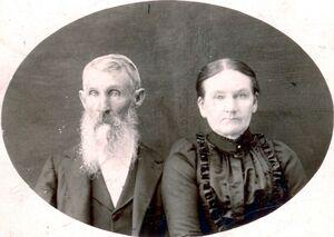 19 James O Porter b 1869 & Wife Jennie M b 1864 (ran boarding house in Bowerston)