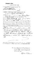 Oscar Arthur Moritz Lindauer (1815-1866) administration papers