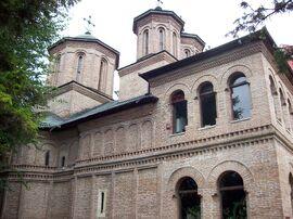 Kerk Pitesti Roemenië