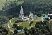 Kolomenskoye aerial view-2