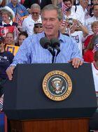 Bush 43 10-19-04 Stpete