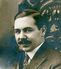 Emil August Schneider circa 1913-1914