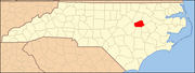 North Carolina Map Highlighting Wilson County.PNG