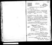 O'Malley-Frank 1914 passport