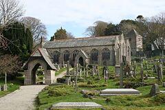 Gwennap Parish Church - geograph org uk - 145630