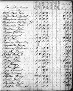 John and Thomas Stockton, Jr., 1782 Personal Property Tax List