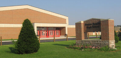 Prairie Heights High School, Indiana