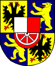 Coat of arms of house of Chotek