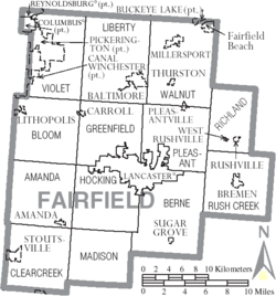 Map of Fairfield County Ohio With Municipal and Township Labels.PNG