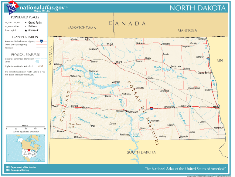 North Dakota Familypedia FANDOM Powered By Wikia - Us time zone map south dakota
