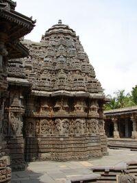 Somanathapura Keshava templeprofile