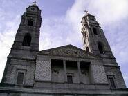 Les tours Christ le Roi Mullingar