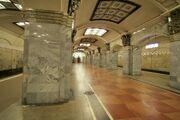 ST Petersburg Metro Kirovsky Zvod
