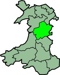 WalesMontgomeryshireTrad
