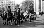 Princess Diana Funeral St James Park 1997