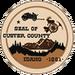 Custer County, Idaho seal